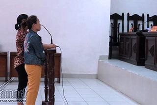 2 phụ nữ hắt dầu luyn vào phản thịt lợn bị 9 tháng tù