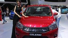 Suzuki có doanh số bán xe thấp kỷ lục, dù giảm giá tới 60 triệu