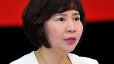 Bộ Công Thương bố trí việc mới cho bà Hồ Thị Kim Thoa
