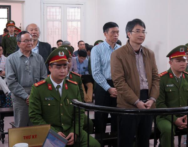 Xử phúc thẩm bố con Giang Kim Đạt và đồng phạm