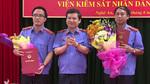 Điều động, bổ nhiệm nhân sự Đà Nẵng, Nghệ An, Bình Phước