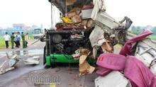 Tai nạn thảm khốc 5 người chết