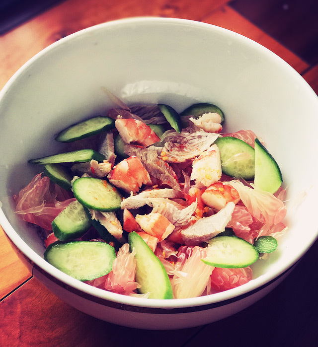 Món ngon, món ngon mỗi ngày, salad, món ăn khai vị
