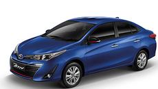 Sedan giá rẻ Toyota Yaris Ativ 320 triệu đồng lộ diện