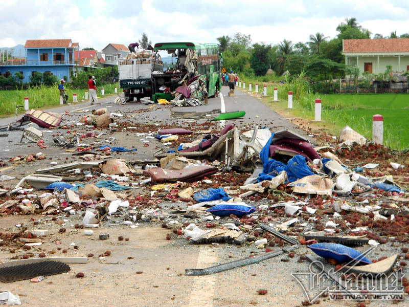 tai nạn,tai nạn giao thông,tai nạn chết người,Bình Định