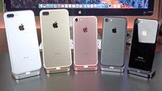 iPhone 7, iPhone 7 Plus bán chạy nhất thế giới quý 2/2017