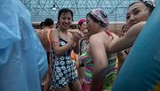 Bất chấp lệnh trừng phạt, người Triều Tiên vẫn vui chơi