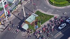Ngôi nhà 4 mặt tiền độc nhất Sài Gòn