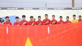 Trực tiếp U22 Việt Nam vs U22 Campuchia: Tuấn Anh dự bị, Quang Hải đá chính