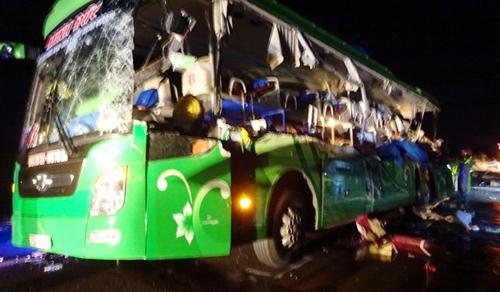 tai nạn Bình Định