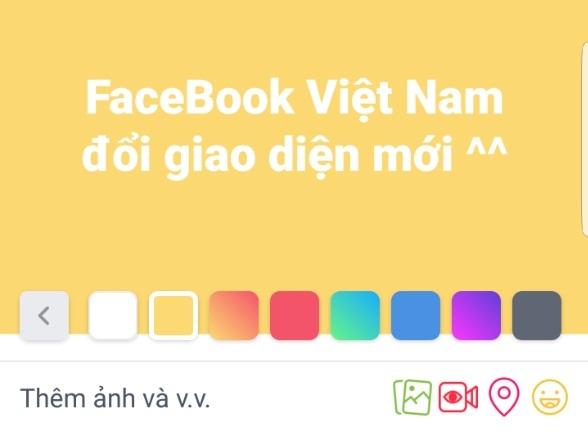 Giao diện Facebook tại VN đã thay đổi, bạn đã thử chưa?