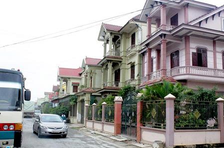 5 ngôi làng tỷ phú ở xứ Nghệ
