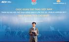 VNA đồng hành cùng thể thao Việt Nam đến SEA Games 29