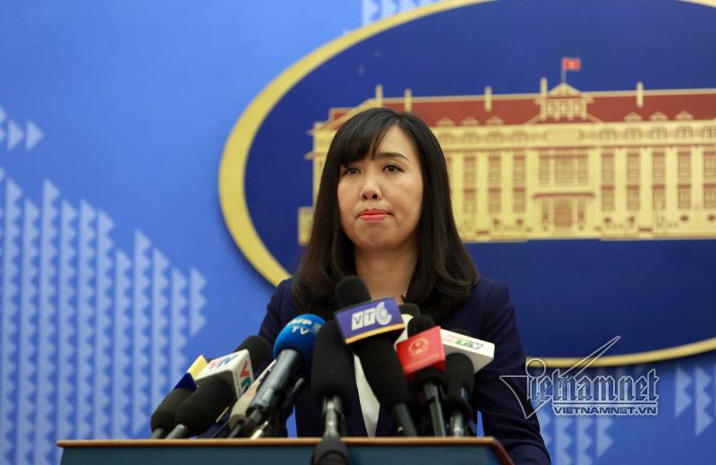 Trịnh Xuân Thanh,người phát ngôn