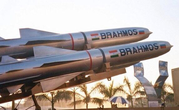tên lửa, tên lửa BrahMos, Ấn Độ