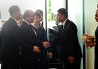 Thủ tướng đến thủ đô Bangkok, Thái Lan