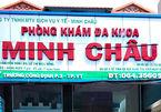 Đóng cửa phòng khám Trung Quốc hù dọa người bệnh lấy tiền