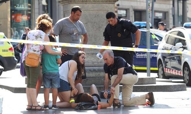 Kết quả hình ảnh cho khủng bố tây ban nha