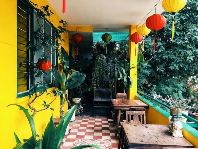 Lạc vào xứ sở vàng ươm giữa lòng Sài Gòn