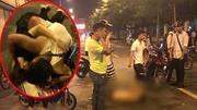 Hai thanh niên say rượu đâm vào cô gái đang mang bầu, 4 người bị thương nặng