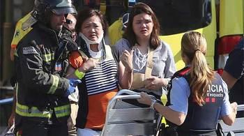 Nhiều người nước ngoài chết trong vụ khủng bố Barcelona