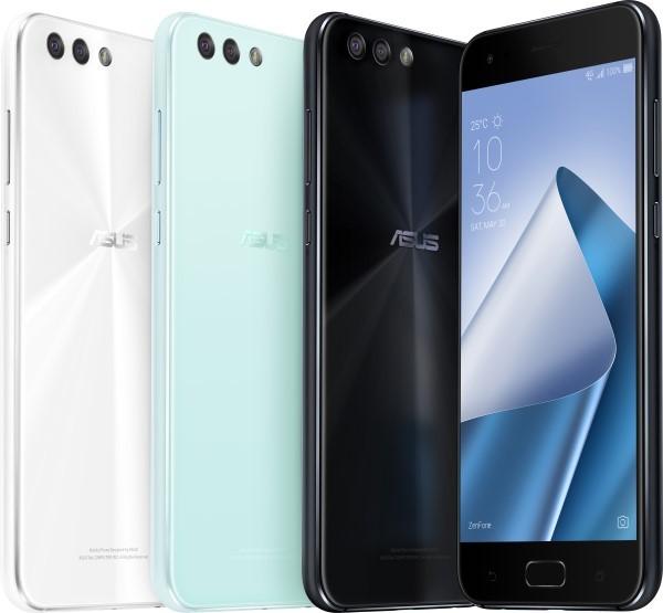 ASUS công bố 6 smartphone thế hệ ZenFone 4 Series