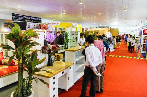 109 doanh nghiệp dự Hội chợ Vifa Woodmac Vietnam 2017