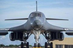 Oanh tạc cơ tại Guam xuất kích tới gần bán đảo Triều Tiên