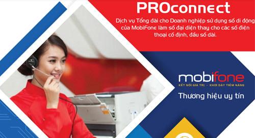 MobiFone ra mắt dịch vụ hotline đầu số di động doanh nghiệp