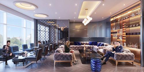 DOJILAND ra mắt căn hộ cao cấp The Sapphire Residence