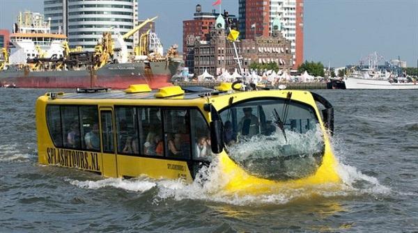 buýt đường sông, buýt sông đầu tiên, Sài Gòn