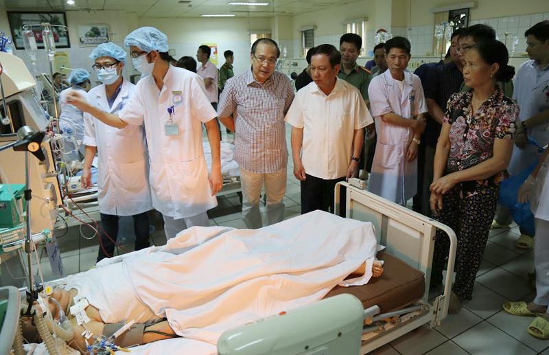 chạy thận nhân tạo, suy thận, Hoàng Công Lương, bệnh viện đa khoa Hoà Bình, chạy thận