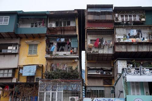 Hàng xóm, Văn minh, Văn hóa, Khu tập thể cũ, Láng giềng