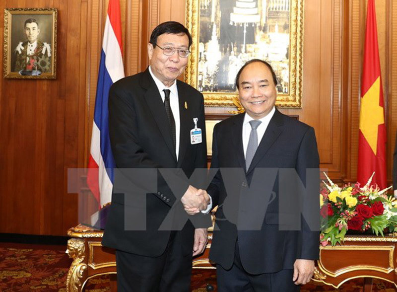 Việt Nam là đối tác chiến lược duy nhất của Thái Lan trong ASEAN