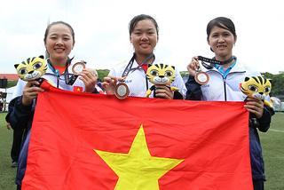 Việt Nam chưa có HCV SEA Games, Trưởng đoàn nói gì?