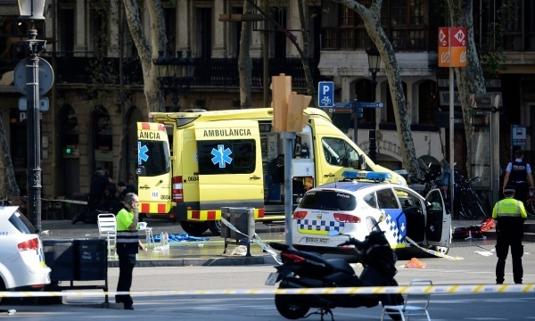 Khủng bố ở Barcelona: Chưa có thông tin nạn nhân là người Việt