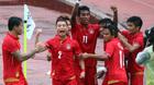 U22 Myanmar vào bán kết trước 1 lượt đấu