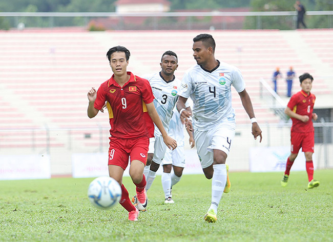 kết quả bóng đá SEA games 29, U22 Việt Nam, Công Phượng, Văn Toàn