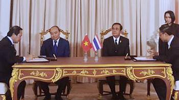 Việt Nam và Thái Lan thúc đẩy hợp tác trong lĩnh vực BC-VT, CNTT