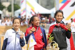 """Nữ hoàng marathon Việt Nam hụt HCV vì lý do """"tế nhị"""""""