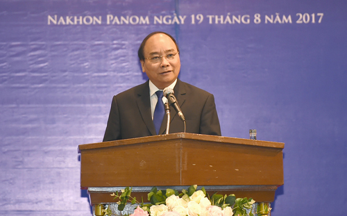Thủ tướng, Nguyễn Xuân Phúc, Thủ tướng thăm Thái Lan
