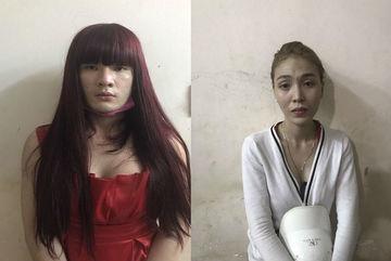 Giả gái xinh như hot girl dụ du khách nước ngoài mua dâm để trộm cắp