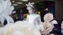 100 người mẫu nhí sải bước trên sàn catwalk