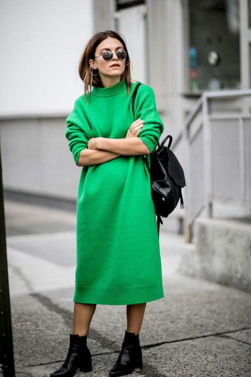 Xu hướng màu sắc thời trang công sở xuân hè