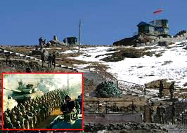 Trung Quốc điều quân chủ lực ra biên giới với Ấn Độ