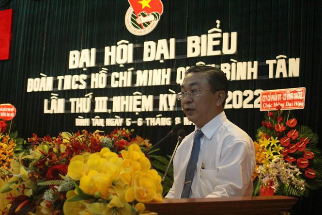 kỷ luật cán bộ, khiển trách, kỷ luật bí thư quận Bình Tân, TP.HCM, kỷ luật
