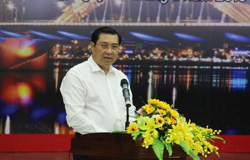 Bắt khẩn cấp nghi can nhắn tin dọa giết Chủ tịch Đà Nẵng