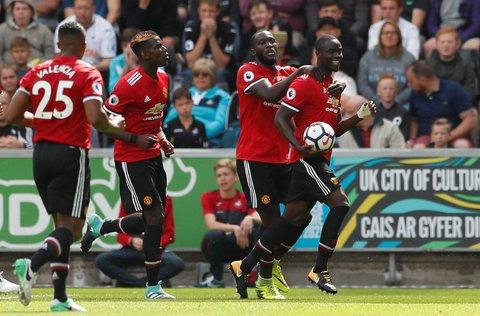 Swansea 0-4 MU