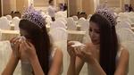 Phạm Hương khóc nức nở khi nhắc chuyện buồn của gia đình