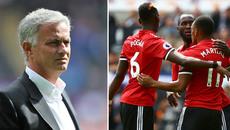 MU bay cao: Bộ tứ siêu đẳng của Mourinho